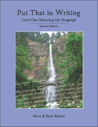 Level One: Mastering the Paragraph